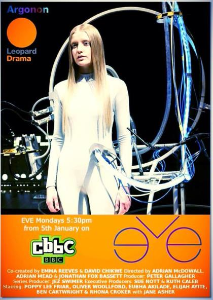 Eve CBBC