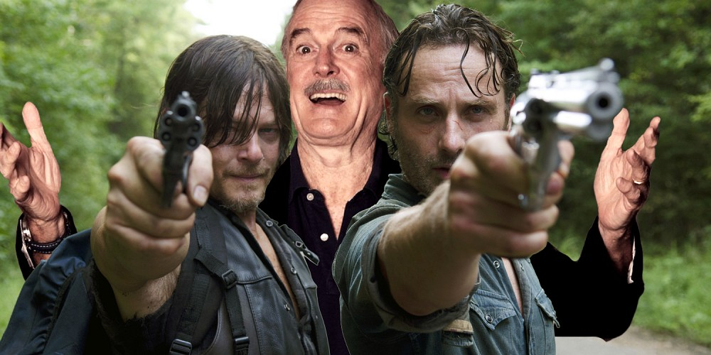 john-cleese-norman-reedus-and-andrew-lincoln-in-the-walking-dead