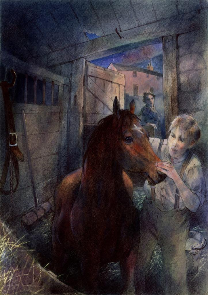 War Horse The Book Illustration Competition 2016 Announces Winner David Higham Associates