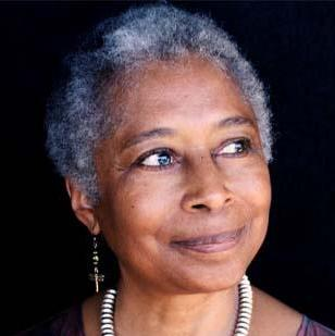 alice walkers am i blue Alice walker has been an activist for most of her life walker travels the world to help fight for the poor and the oppressed she also stands for the revo.